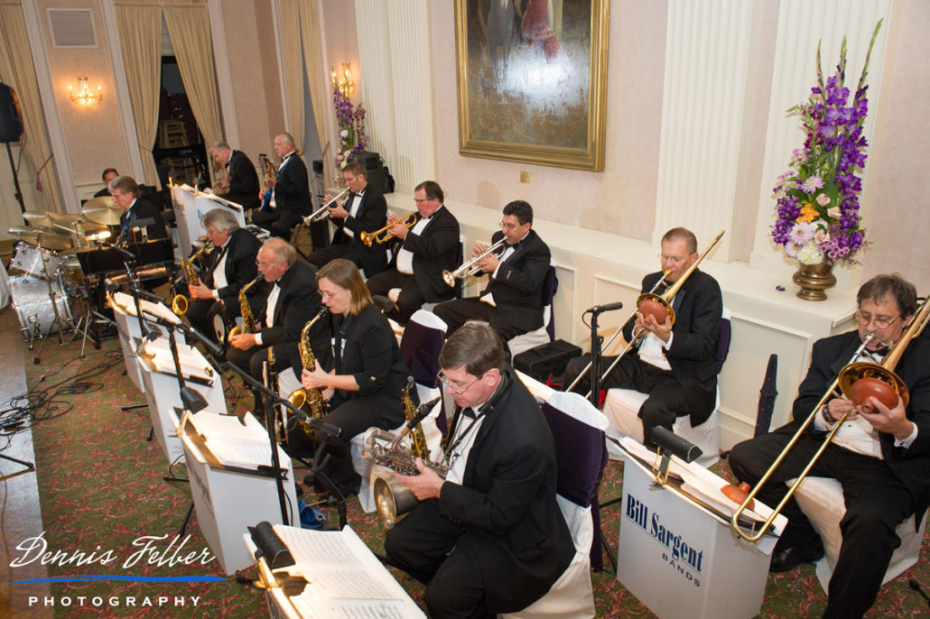 The Bill Sargent Big Band at the Milwaukee Athletic Club
