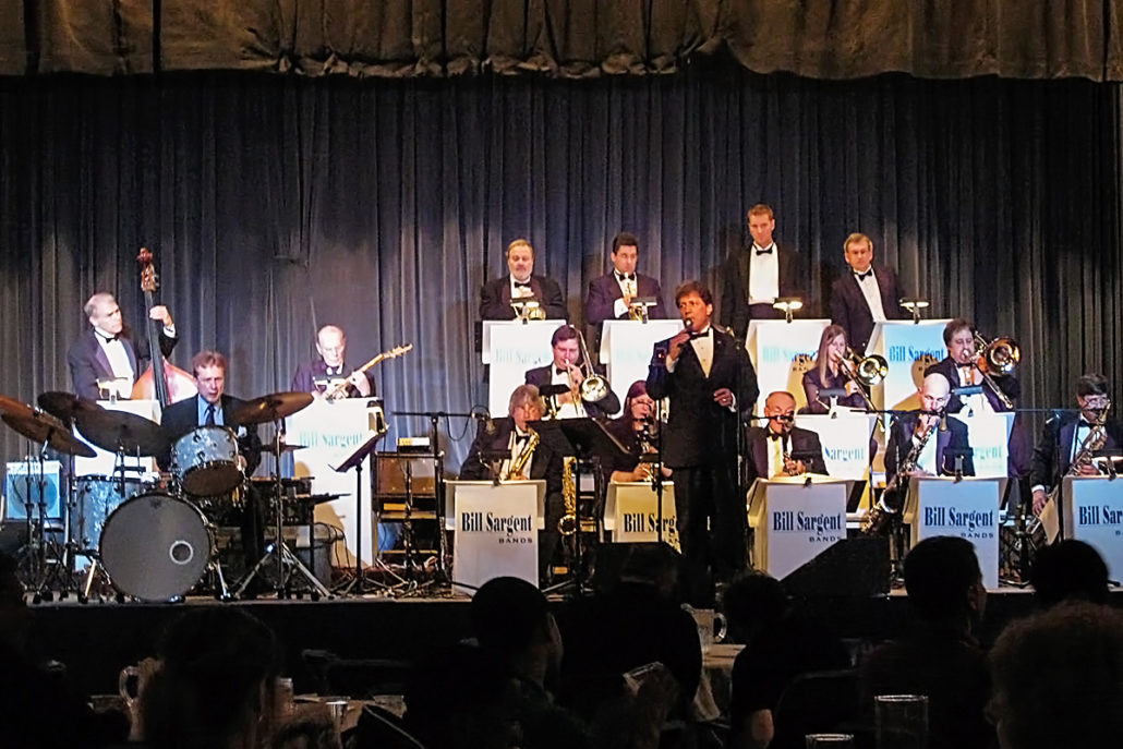 Bill Sargent's Really Big Band performs live music for weddings, special events, and parties in Milwaukee and Wisconsin