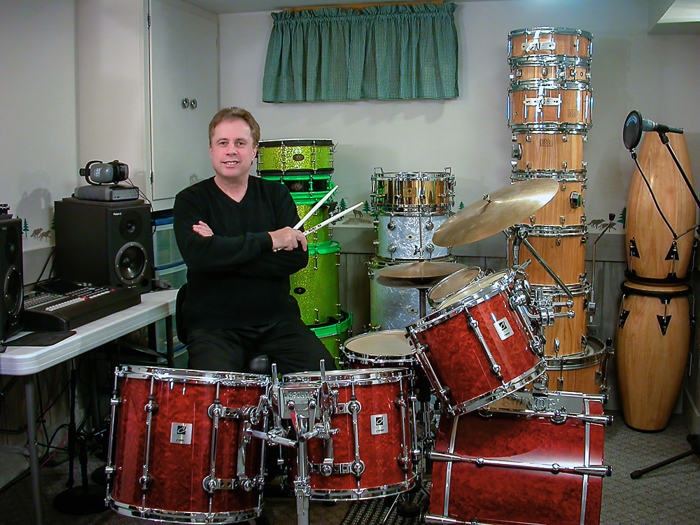 Bill Sargent - Pro Drummer - Milwaukee, Wisconsin USA